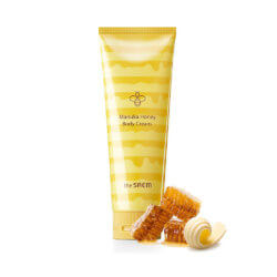 Крем для тела с медом манука The Saem Manuka Honey Body Cream, 230мл