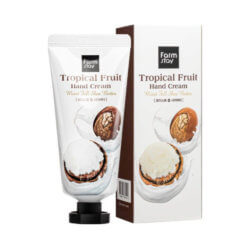 Крем для рук с маслом ши FarmStay Tropical Fruit Hand Cream Moist Full Shea Butter, 50мл