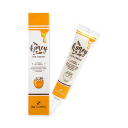 Крем для век с медом 3W Clinic Honey Eye Cream, 40мл