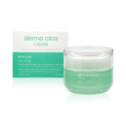 Освежающий крем с центеллой азиатской 3W Clinic Derma Cica Cream, 55г