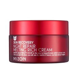 Ночной восстанавливающий крем Mizon Night Repair Melting Rich Cream, 50мл