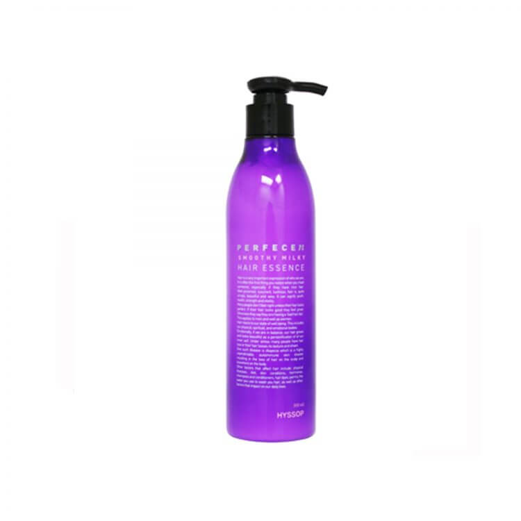 Эссенция для волос Hyssop Perfecen Smoothy Milky Hair Essence, 300мл