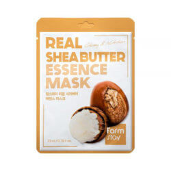 Тканевая маска с маслом ши FarmStay Real Shea Butter Essence Mask, 23мл
