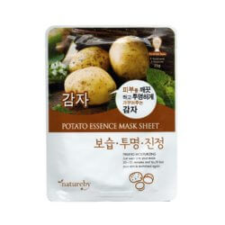 Тканевая маска с картошкой NatureBy Potato Essence Mask Sheet