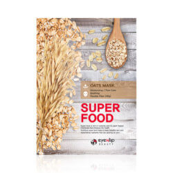 Тканевая маска с экстрактом овса Eyenlip Super Food Oats Mask