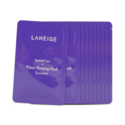 Пробник ночной маски с лавандой Laneige Water Sleeping Mask Lavender Sample