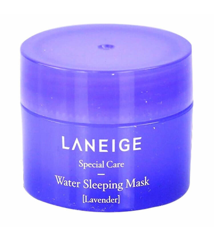 Пробник ночной маски с лавандой Laneige Lavender Water Sleeping Mask Sample, 15мл