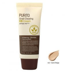 ББ крем Purito Snail Clearing BB Cream, тон 27, 30мл