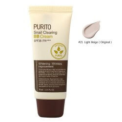 ББ крем Purito Snail Clearing BB Cream, тон 21, 30мл