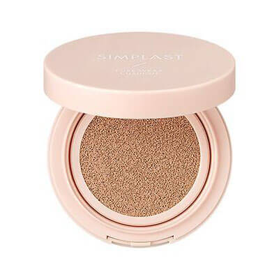 Кушон Tony Moly Simplast Pure Wear Cushion SPF50+/PA+++, тон 02 Теплый Беж Warm Beige, 10г