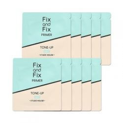 Пробник праймера под макияж Etude House Fix And Fix Tone Up Primer, тон 02 Mint